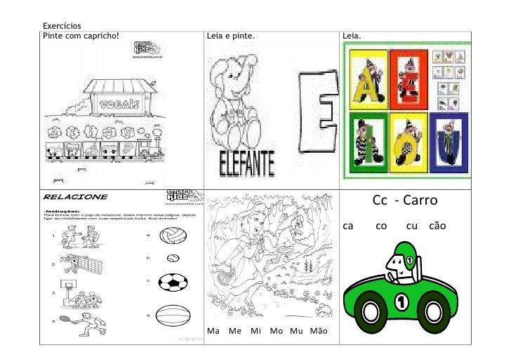Planejamento os cinco sentidos Slide 3