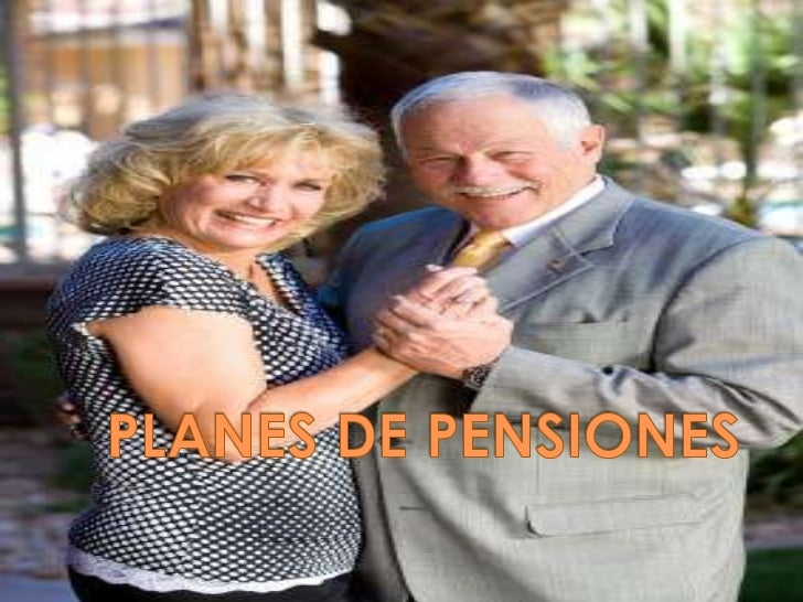 PLANES DE PENSIONES<br />