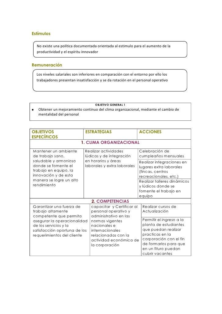 Plan estrategico kellis arrieta   diplomado Slide 3