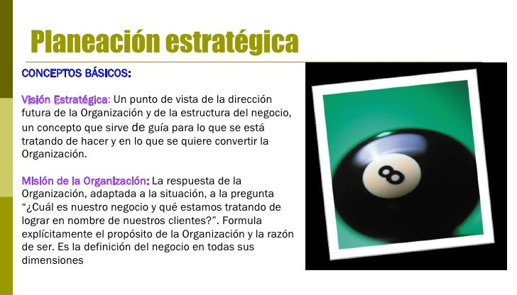 Plan estrategico Slide 3