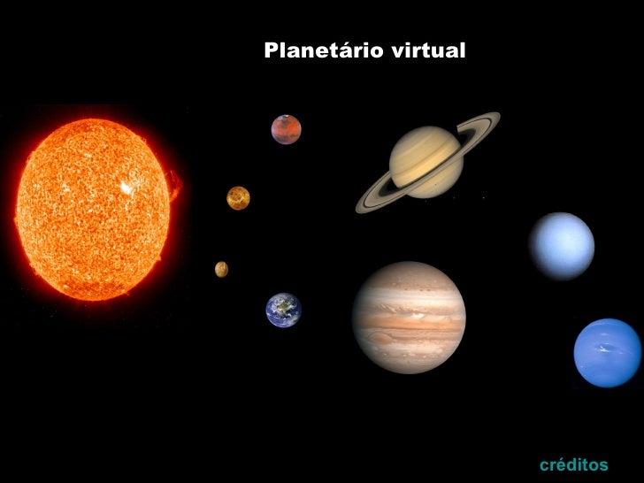 PL   Planetário virtual                               créditos