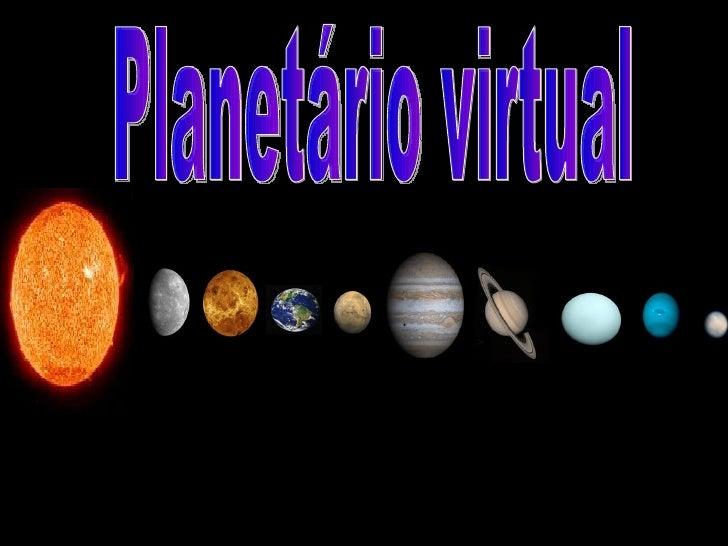 Planetário virtual