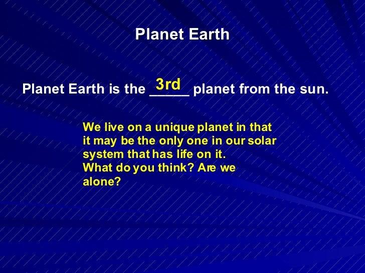 unique characteristics of planets - photo #15