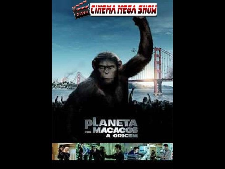 Planeta dos Macacos A Origem