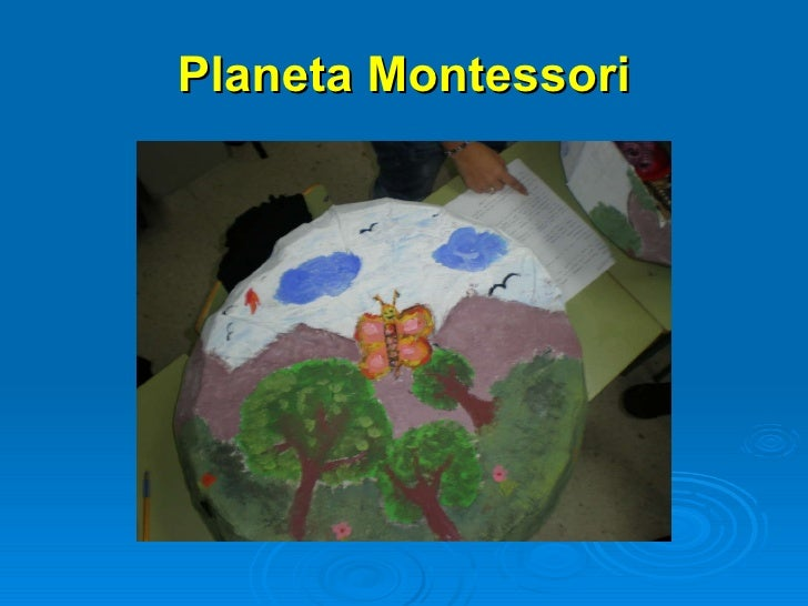 Planeta Montessori