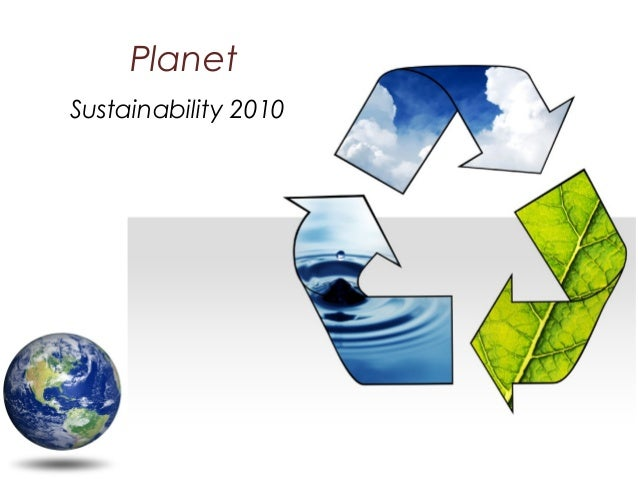 PlanetSustainability 2010