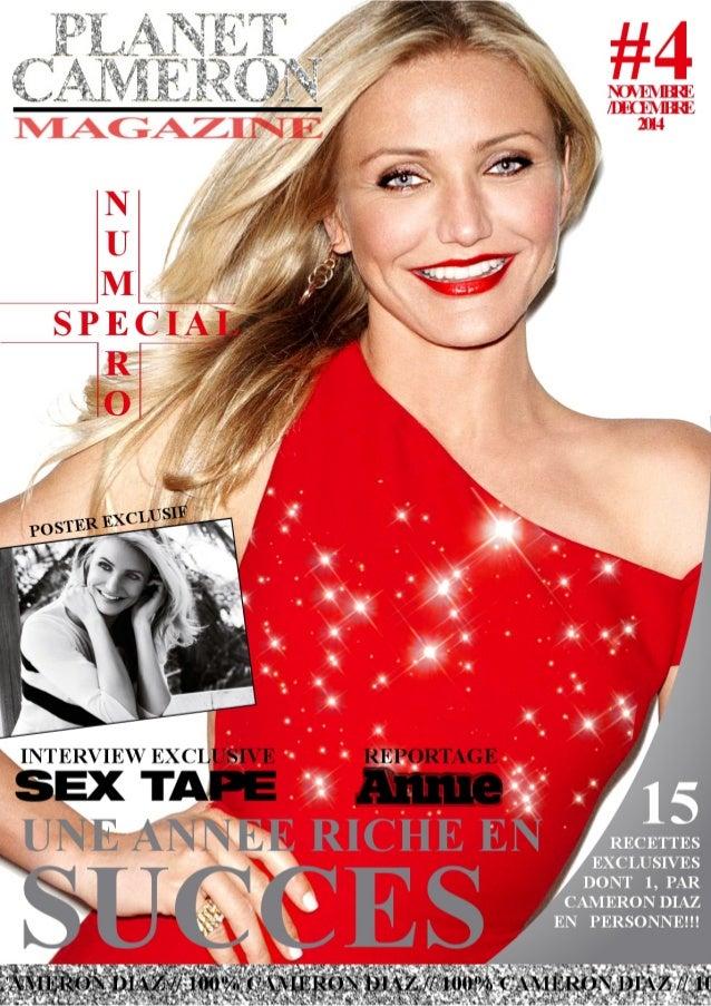 PLANET CAMERON MAGAZINE - November 2014