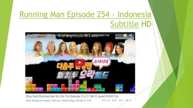 Running Man Episode 254 - Indonesia Subtitle HD