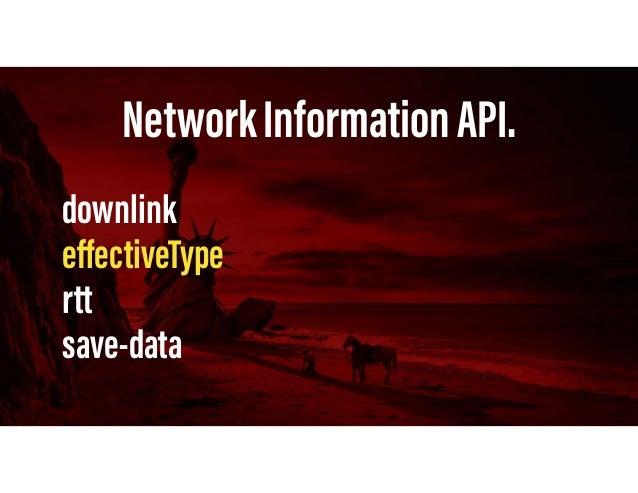 NetworkInformationAPI. https://developer.mozilla.org/en-US/docs/Web/API/NetworkInformation