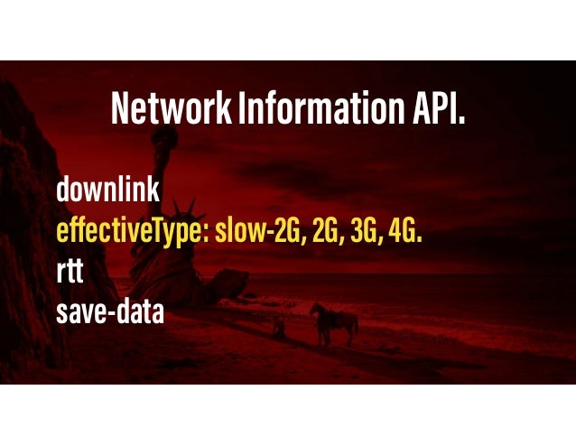 BatteryStatusAPI. 🔋 https://developer.mozilla.org/en-US/docs/Web/API/NetworkInformation