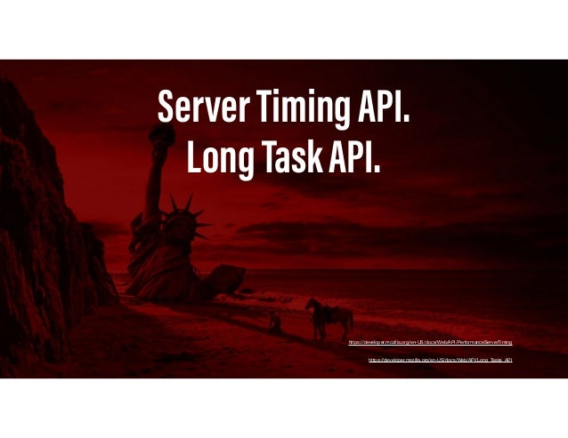 Planet of APIs: A Tale of Performance & User Experience