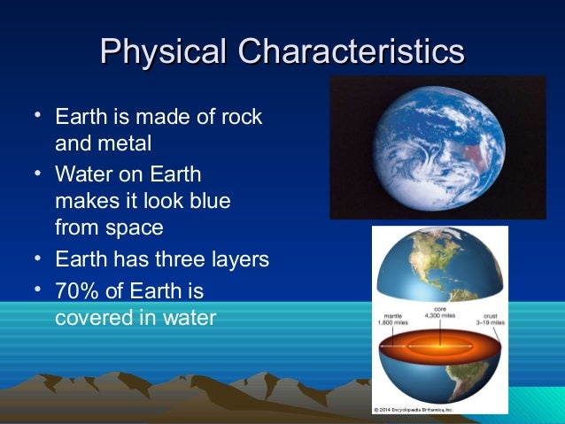 physical characteristics of the planets - photo #30