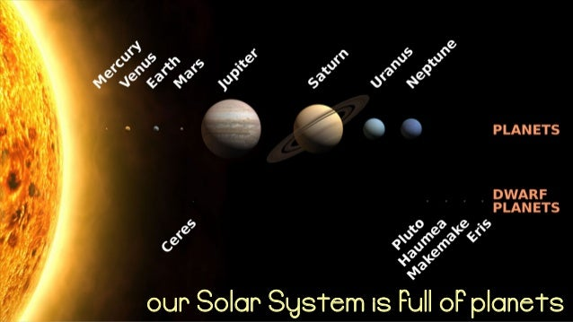 Planets in our solar system 2015 planets in our solar system 2 sciox Choice Image