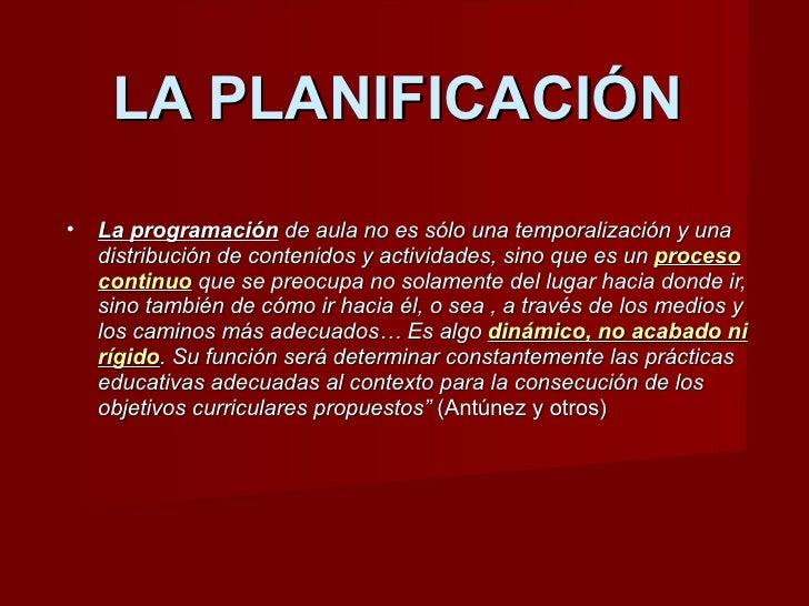 Planificaciòn Didàctica Slide 2