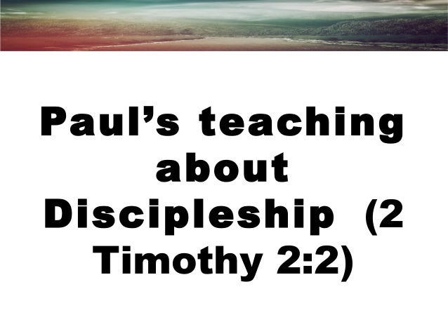 plan of discipleship Discipleship is purposefully growing in our relationship with god and enjoying  him  we'll work with you to create a discipleship plan specifically for your needs.