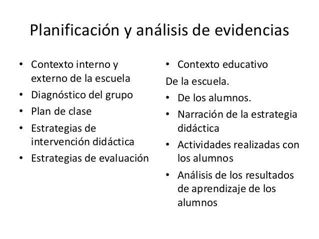 Planificación argumentada Slide 3