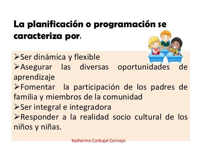 Planificación curricular y pedagogica  nivel inicial Slide 3