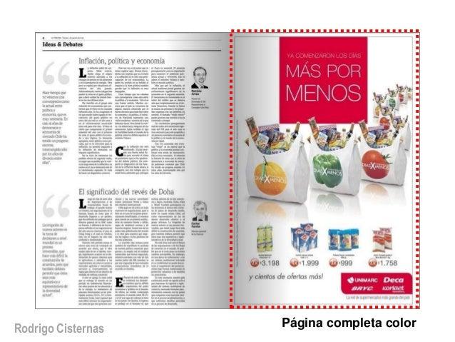 Página completa color  Rodrigo Cisternas