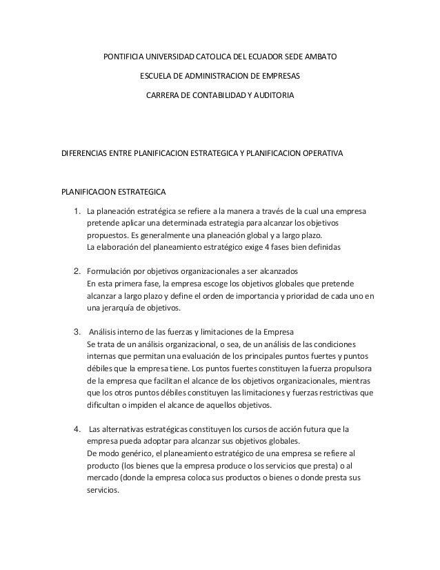 PONTIFICIA UNIVERSIDAD CATOLICA DEL ECUADOR SEDE AMBATOESCUELA DE ADMINISTRACION DE EMPRESASCARRERA DE CONTABILIDAD Y AUDI...