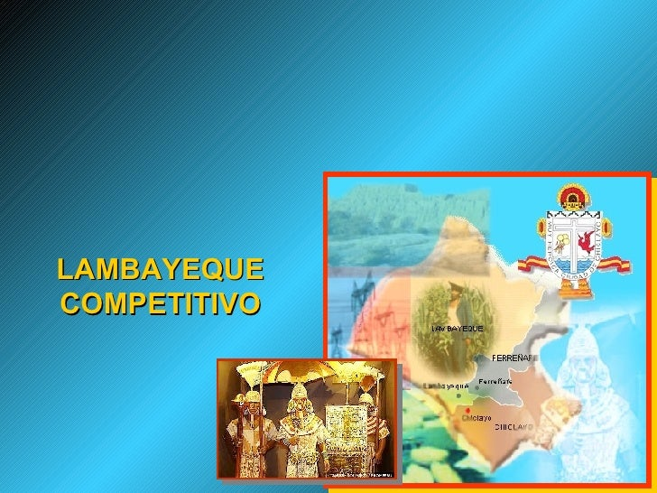 LAMBAYEQUE COMPETITIVO