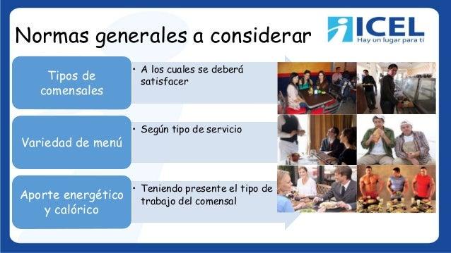 Planificacion de menu 3 Slide 2