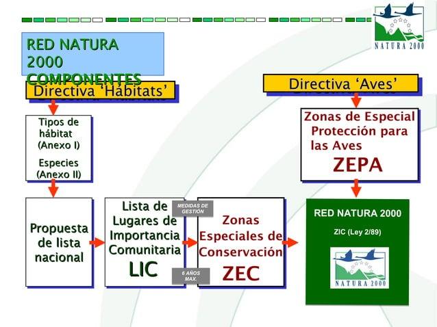 Directiva 'Aves'Directiva 'Aves'Directiva 'Aves'Directiva 'Aves' Zonas Especiales de Conservación ZEC Zonas Especiales de ...