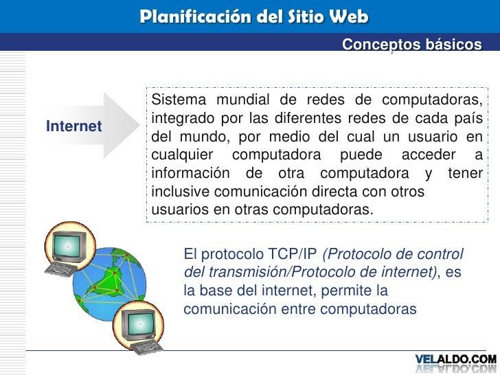 Planificacion sitio web educativo for Sitio web ministerio del interior