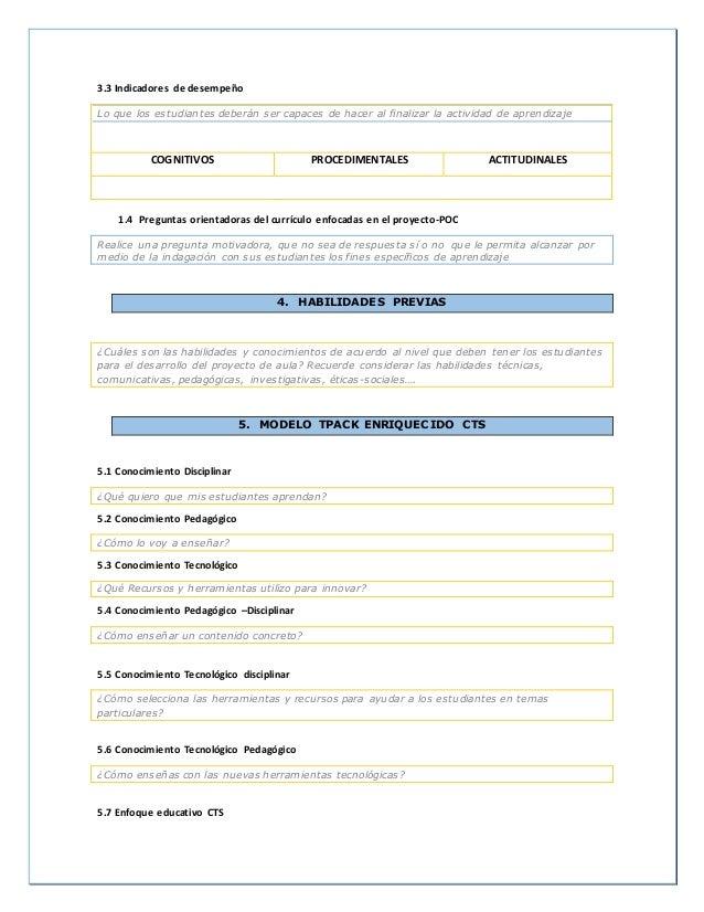 Planificador del proyecto maritza cuartas 2015