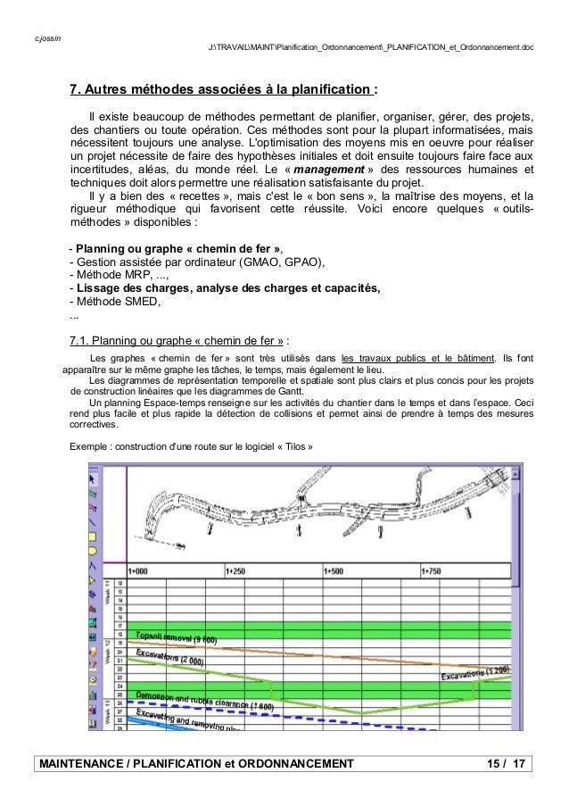 Planification etordonnancement 2 15 ccuart Choice Image