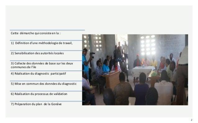 Plan Spécial de La Gonave Slide 2