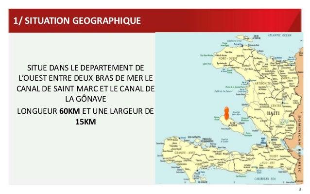 Plan Spécial de La Gonave Slide 3
