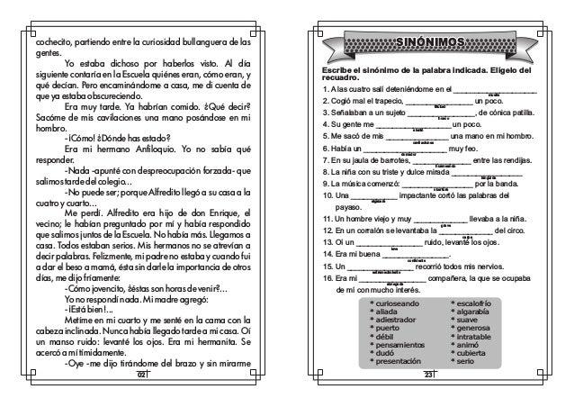 Plan lector el vuelo de los condores (interior) Slide 2