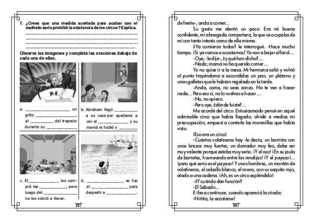 Plan lector el vuelo de los condores (interior) Slide 3