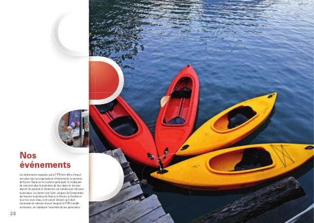 Plan marketing 2014 f d ration du tourisme de la - Office du tourisme de namur ...