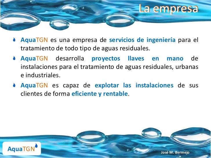 plan de marketing empresa ingenier a de tratamiento de aguas