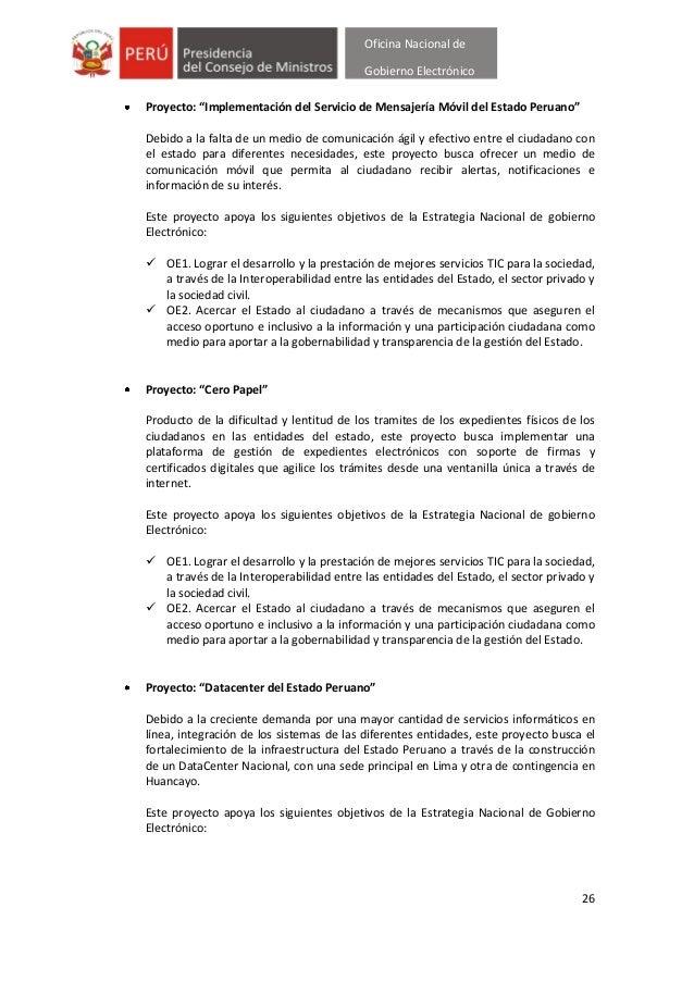 Plan nacional de gobierno electronico for Logo del ministerio del interior peru