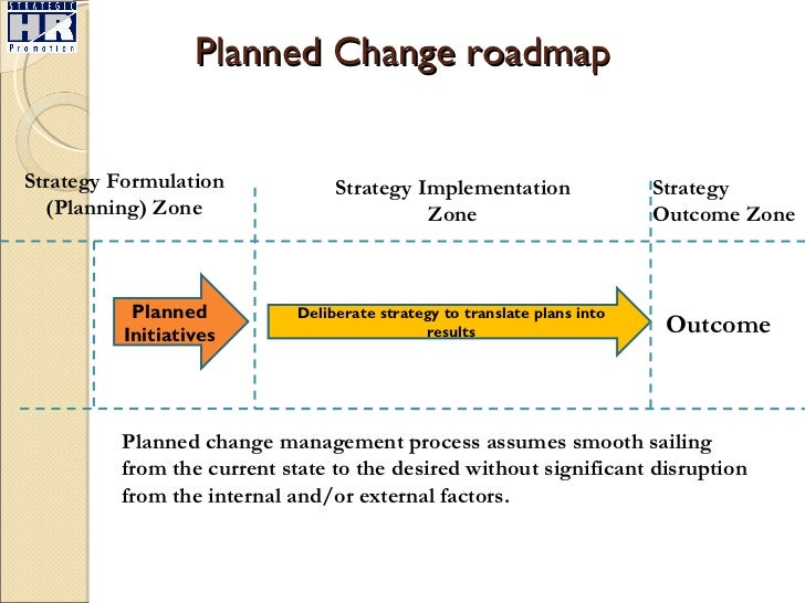 relationship between planned and emergent change Understanding natural, emergent change also gives rise to 'seeing' oneself, one's organization and the conditions integral within an organization differently – through a different 'lens' a lens of evolution, adaptation, natural change and emergence.