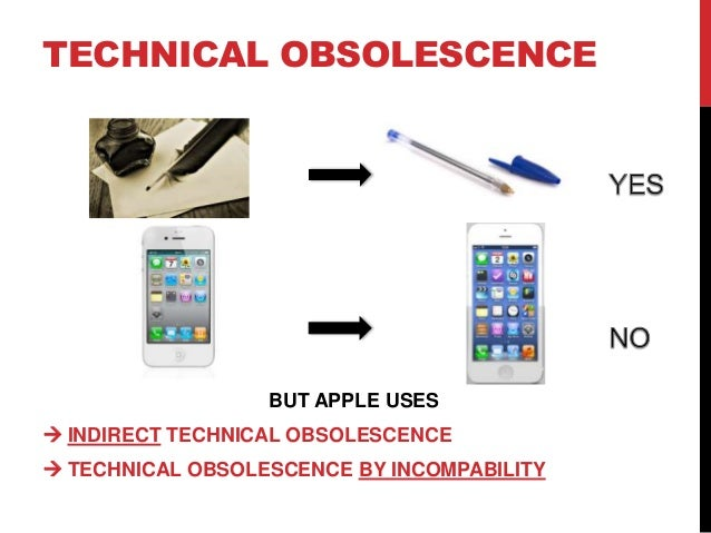 advantages of planned obsolescence Supporters of planned obsolescence also cite a competitive market, innovation  and new technology as other benefits of planned obsolescence as companies.
