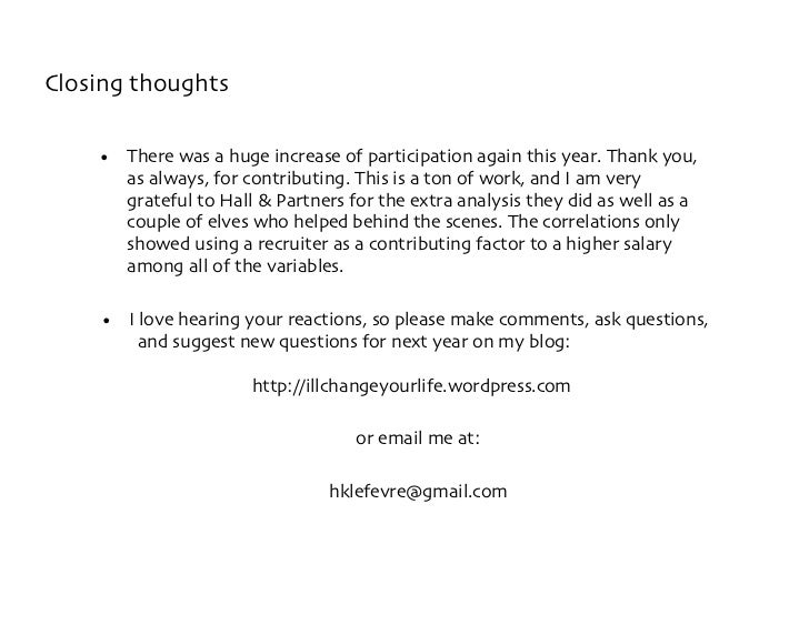 Customer Survey Thank You Letters | Template