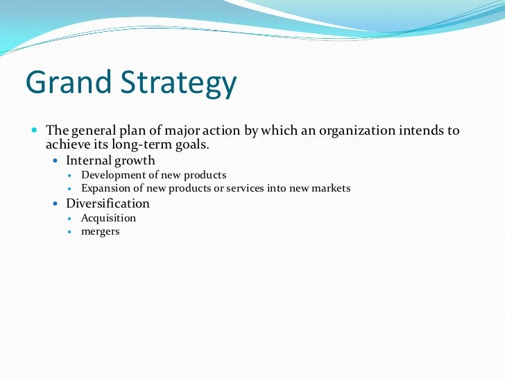 Strategic management <br />Set of decisions and actions used to formulate and implement strategies that will provide a com...