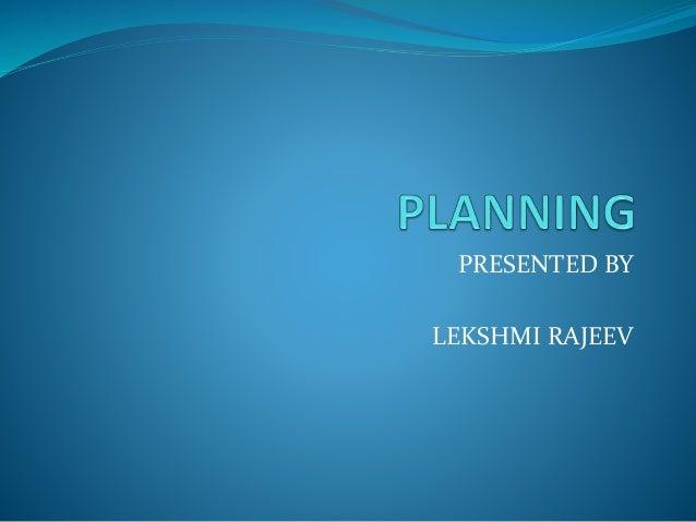 PRESENTED BY  LEKSHMI RAJEEV