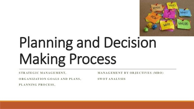 Decision Making Process Essay