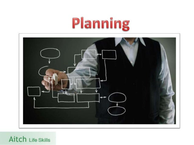 • Basic Concepts of Planning • Why is planning important? • STP & Planning