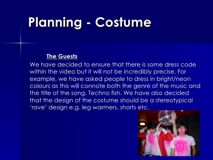Planning - Props Inside We have decided to ensure that our props are conventional of the setting we are creating. As our v...