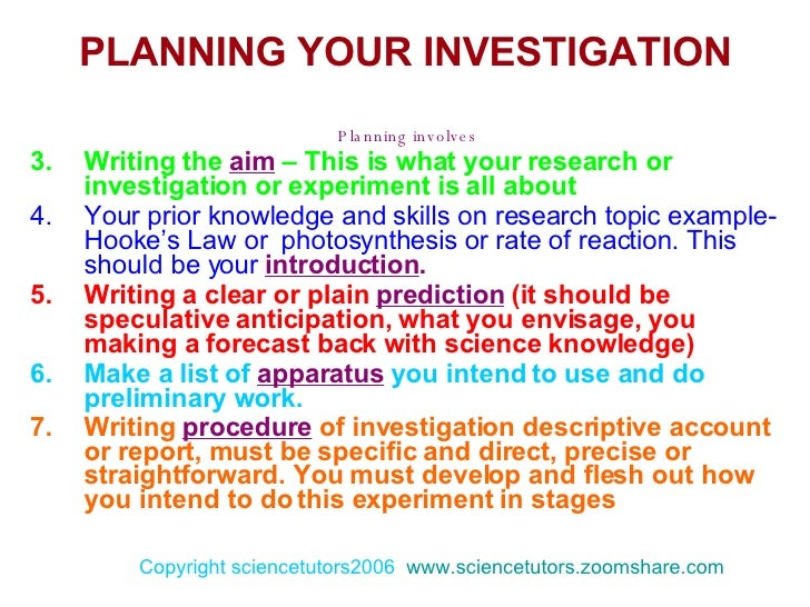 The Ultimate Guide to Writing Investigation Reports