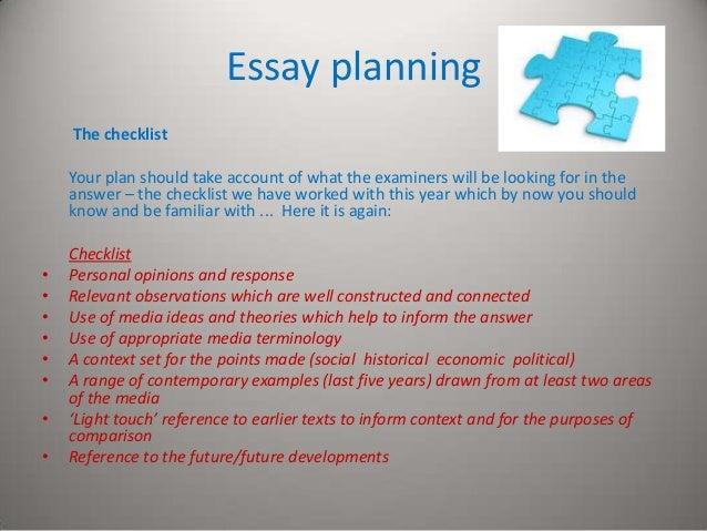 essay planning help