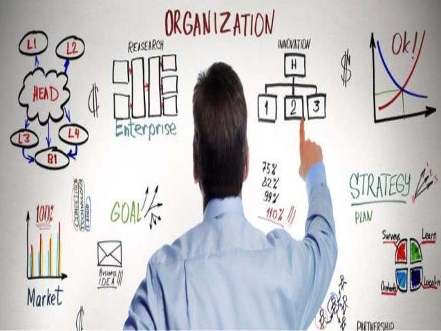 planning and organizing skills