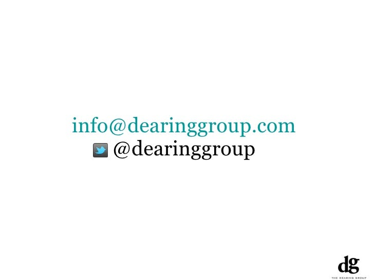[email_address] @dearinggroup