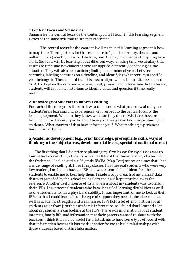 commentary essay examples example ib english commentary african  edtpa task 2 commentary examples in essays image 2 commentary essay examples