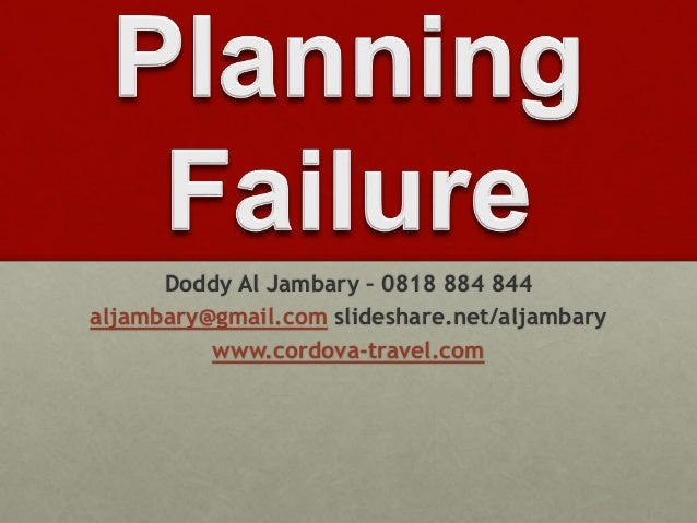 Doddy Al Jambary – 0818 884 844 aljambary@gmail.com slideshare.net/aljambary www.cordova-travel.com